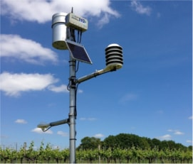 Weather Stations and Humidity Station